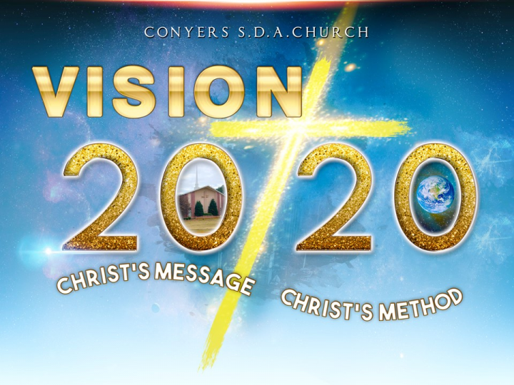 Conyers SDA Church 2020 Theme